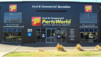 4wd Commercial PartsWorld