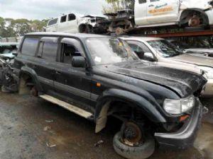 Toyota Landcruiser80 HDJ81 (IMPORT)