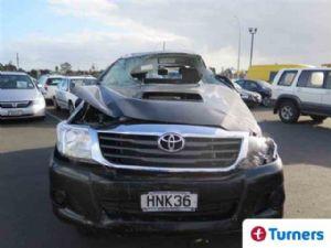 Toyota Hilux KUN26 07/2011-10/2013
