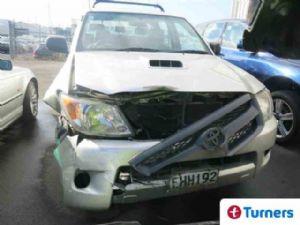 Toyota Hilux KUN16 02/2005-07/2008