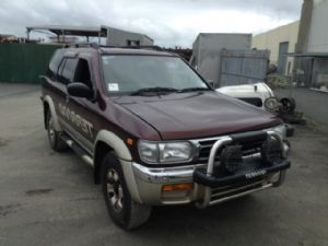 Nissan Terrano R50 1995-1999