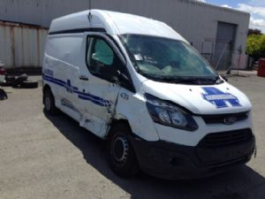 Ford Transit Custom VN 09/2012-