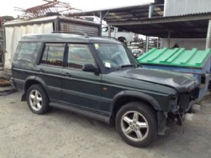 Landrover Discovery Series 2 1999-2004