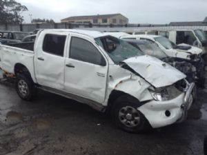 Toyota Hilux KUN26 08/08-06/11