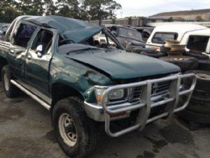 Toyota Hilux LN106 10/88-09/97