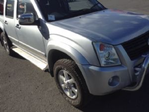 Holden Rodeo TFR27 01/07-