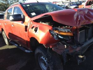 Ford Ranger 4wd PX 2012-