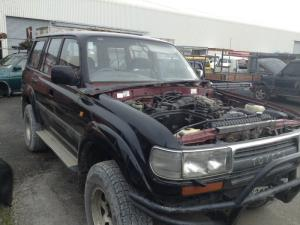 Toyota Landcruiser80 FJ80 05/90-09/92